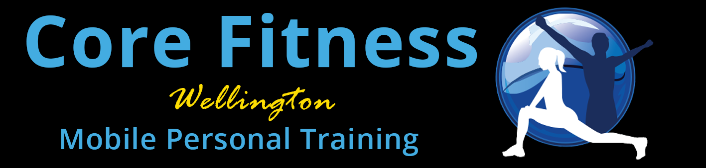 Core Fitness Logo Wellington
